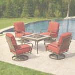 Outdoor Patio Furniture With Fire Pit Hermoso Fire Pit Sets   Outdoor Lounge Furniture   The Home Depot
