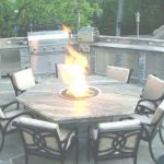 Outdoor Patio Furniture With Fire Pit Increíble Fire Pit Patio Sets Chairs Furniture Table Wicker Set With Modern