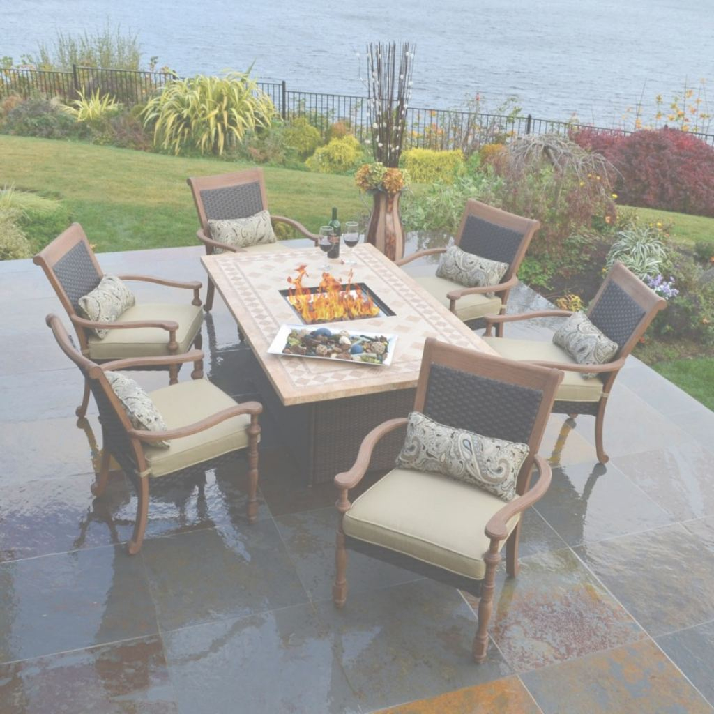 Outdoor Patio Furniture With Fire Pit Inspirador Design Of Patio Fire Pit Table Round Patio Fire Pit Table Patio