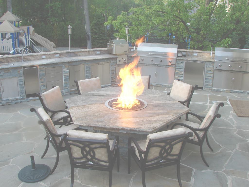 Outdoor Patio Furniture With Fire Pit Lujo Awesome Patio Sets With Propane Fire Pit
