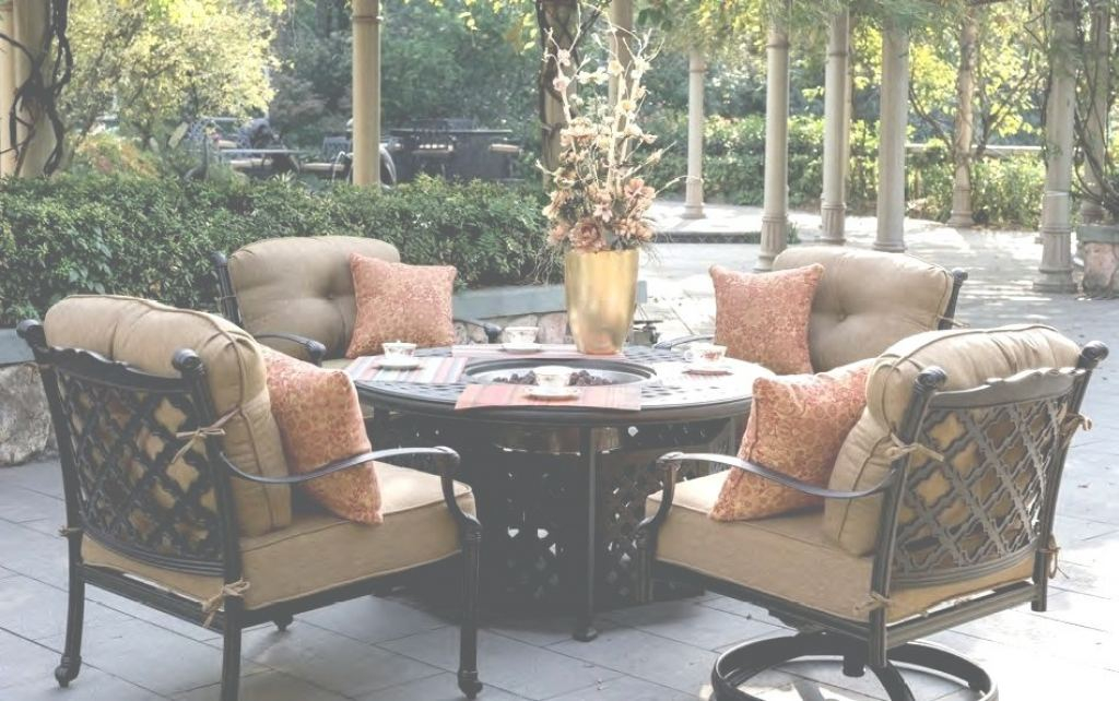 Outdoor Patio Furniture With Fire Pit Nuevo Patio Table With Fire Pit Built In Patio Table Fire Pit Outdoor