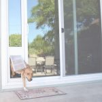 Patio Panel Pet Door Moderno Endura Flap Thermo Panel 3E Sliding Glass Dog Door