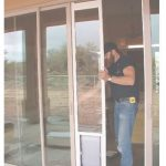 Patio Panel Pet Door Nuevo Nice Patio Door With Dog Door With Hale Pet Door Installation
