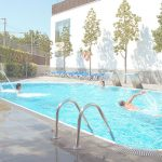 Piscina Dir Diagonal Único Outdoor Swimming Pools   Gyms Dir