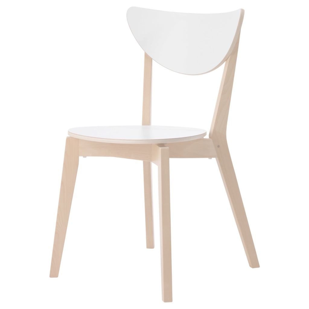 Sillas De Ikea Único Nordmyra Chair White/birch - Ikea