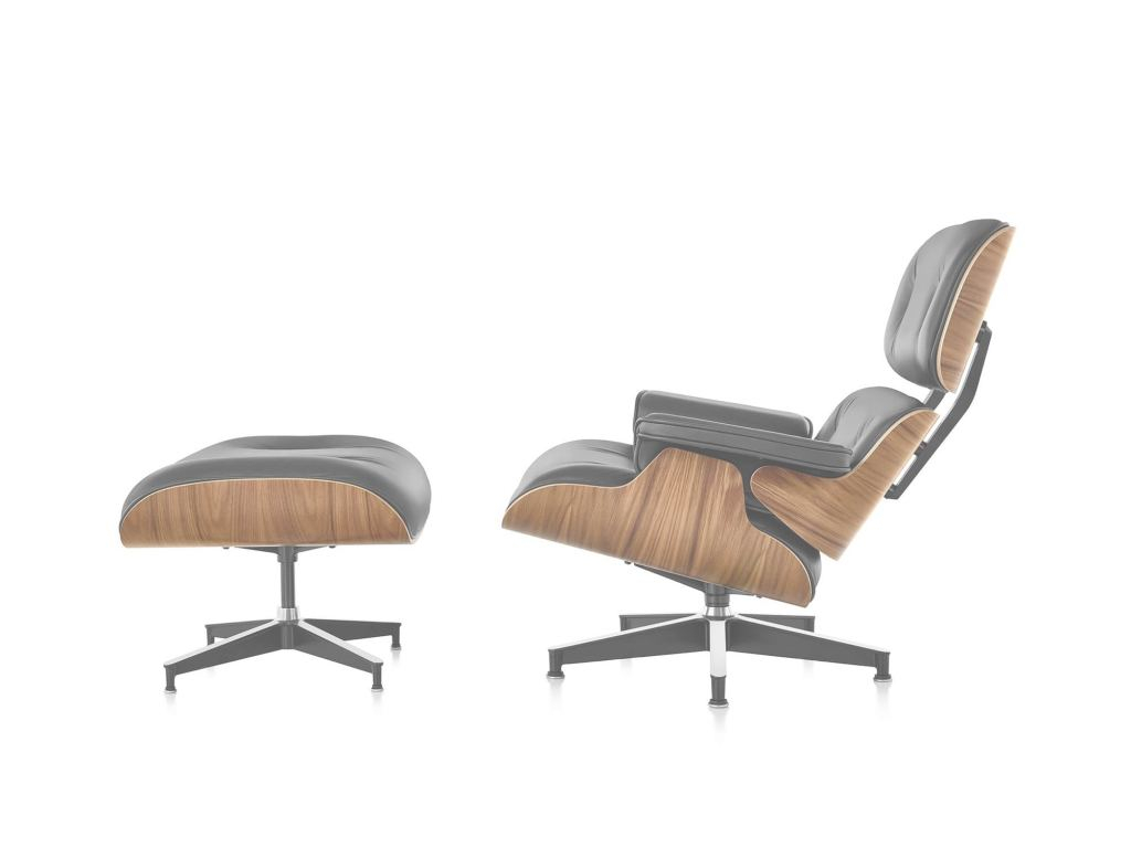 Sillon Charles Eames Mejor de Eames® Lounge Chair And Ottoman - Herman Miller
