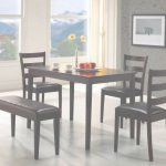 Small Dining Room Tables Increíble 26 Dining Room Sets (Big And Small) With Bench Seating (2018)
