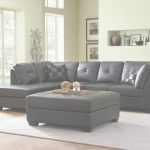 Small Leather Sectional Increíble Coaster Darie Leather Sectional Sofa With Left Side Chaise | Value