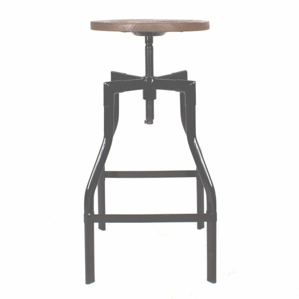 Taburete Industrial Nuevo Industrial Stew Stool - Reallynicethings