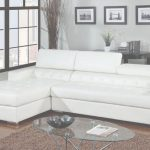 White Leather Sectional Mejor De Lucon White Tufted Leather Sectional