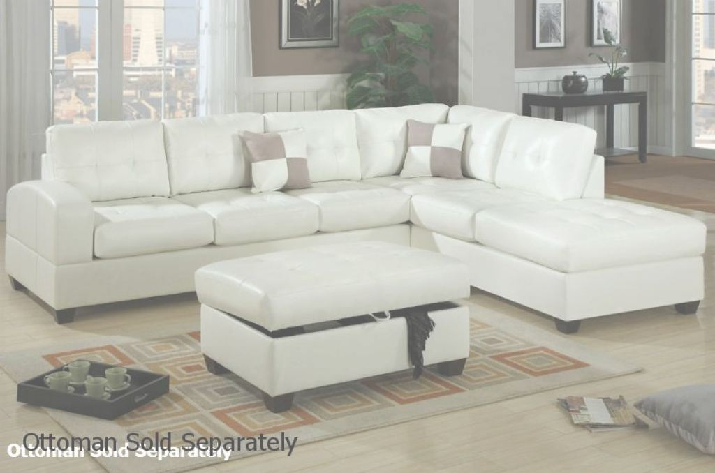 White Leather Sectional Único White Leather Sectional Sofa - Steal-A-Sofa Furniture Outlet Los