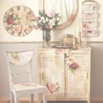 Muebles Decoupage Nuevo Muebles En Decoupage | Decoracion | Pinterest | Clocks, Woods And Shabby