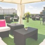 Terrazas Chill Out Madrid Elegante Rooftop Terrace With The Best Views Of The Royal Palace At