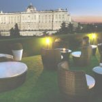 Terrazas Chill Out Madrid Impresionante Rooftop Terrace With The Best Views Of The Royal Palace At