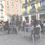 Terrazas La Latina Elegante Terraza   La Latina, Madrid, Spain. A Popular Area For Ail Madrid