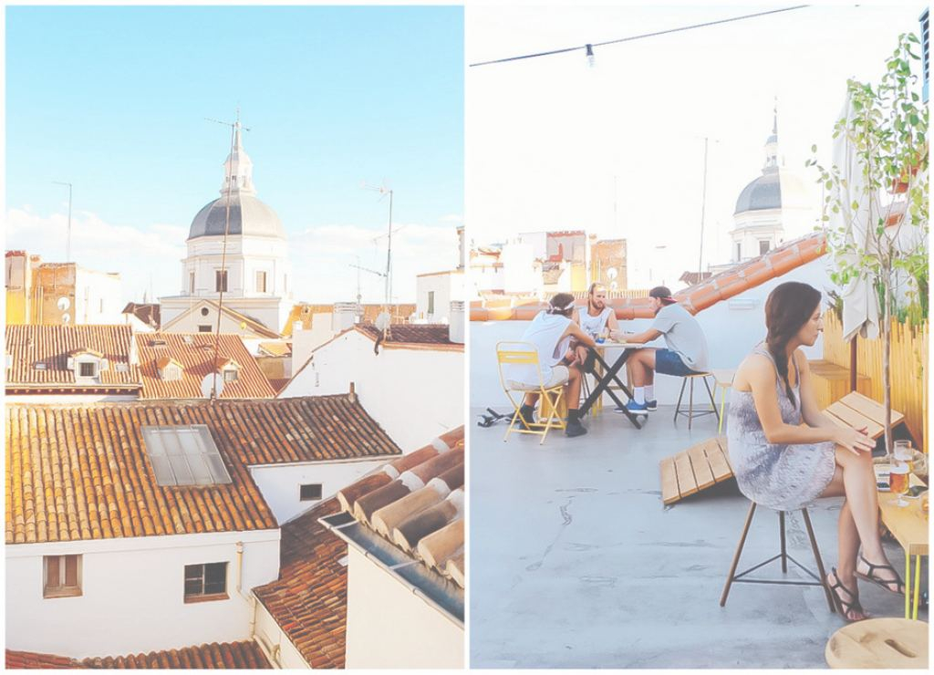 The Hat Terraza Madrid Hermoso Sitios Con Encanto Y Estilo En Madrid: The Hat - Cristinapizarro