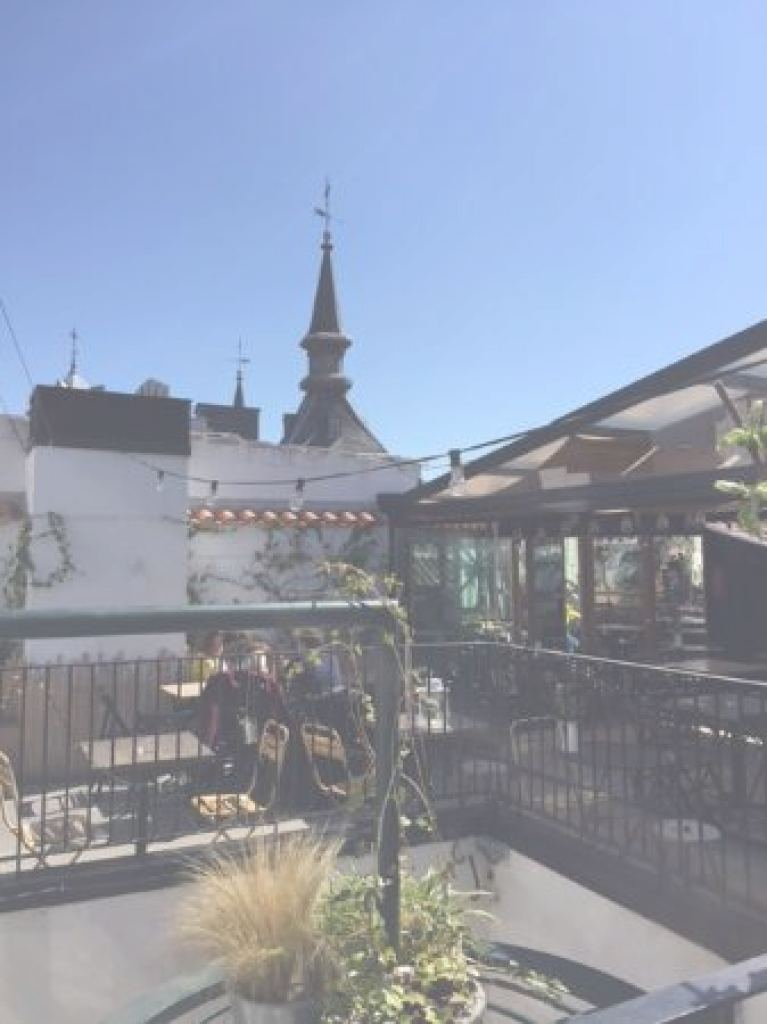 The Hat Terraza Madrid Nuevo Terraza - Picture Of The Hat Rooftop Madrid, Madrid - Tripadvisor